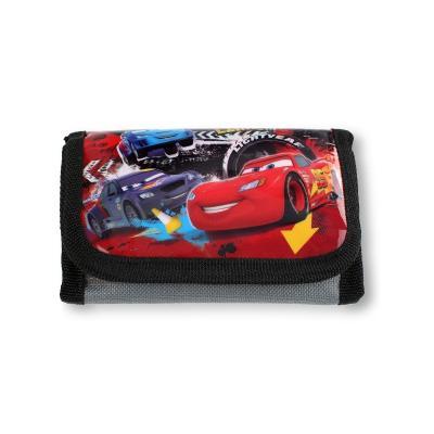 Un cadeau utile le portefeuille Cars et idéal pour l'argent de poche