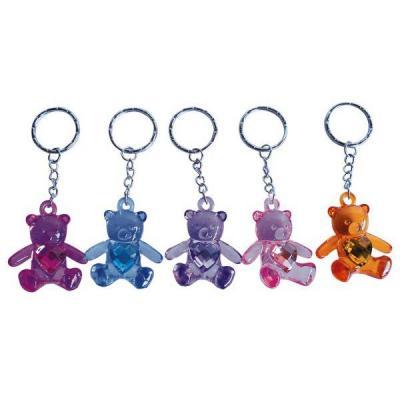Porte-clés ours enfant