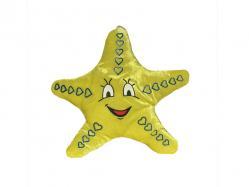 Peluche étoile jaune