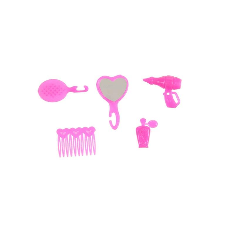 Accessoires pour poupee princesse et son carrosse