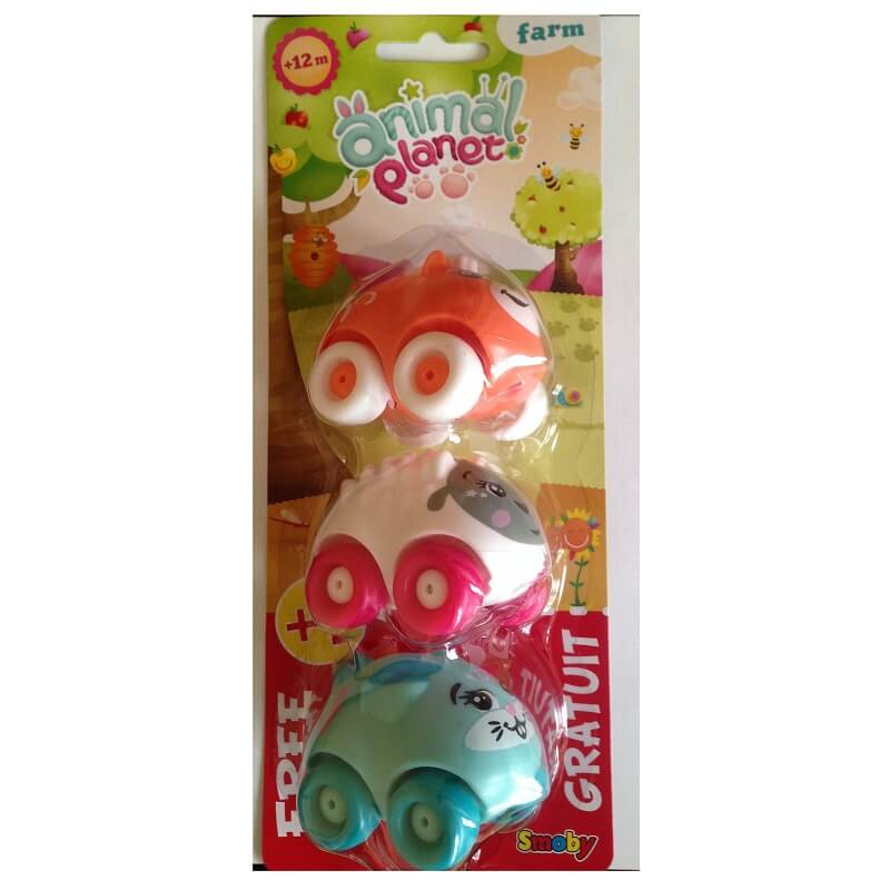 Animaux animal planet smoby jouets