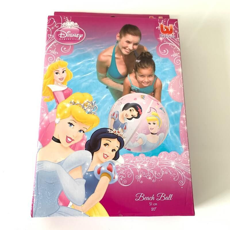 Ballon de plage disney princesses