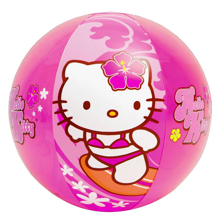 Ballon gonflable hello kitty a partir 3 ans