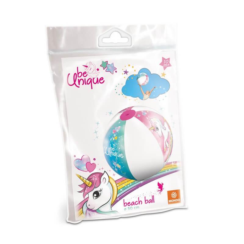 Ballon gonflable licorne 50 cm pour enfant
