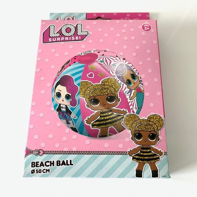 Ballon gonflable lol surprise de 50 cm