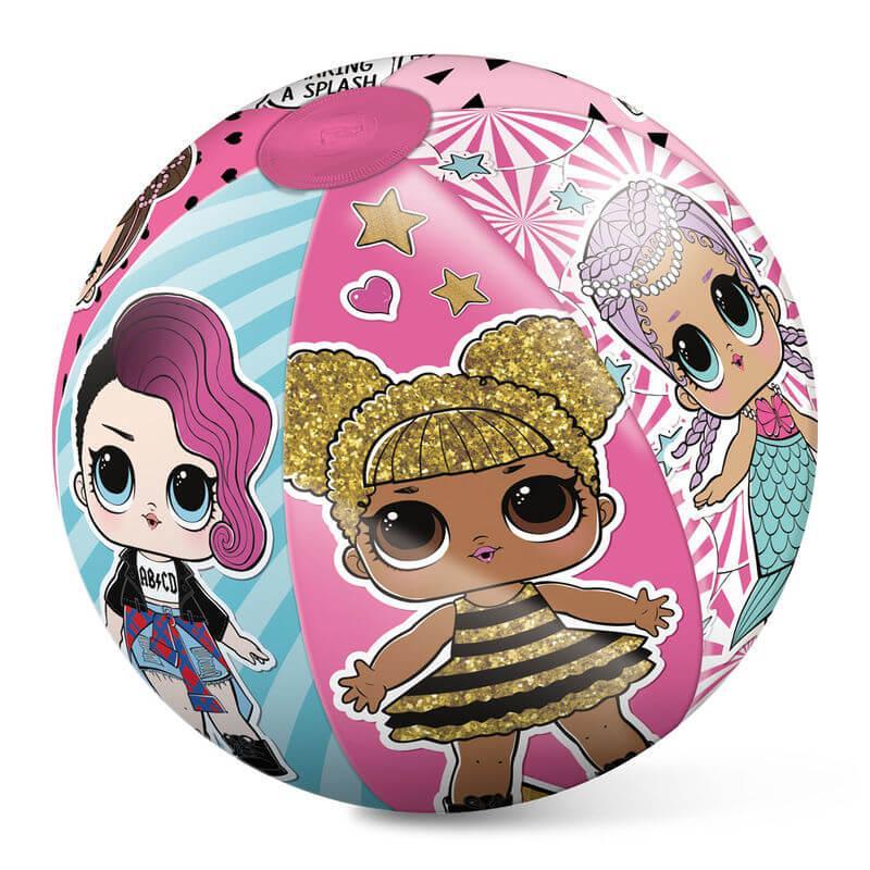 Ballon lol surprise gonflable de 50 cm