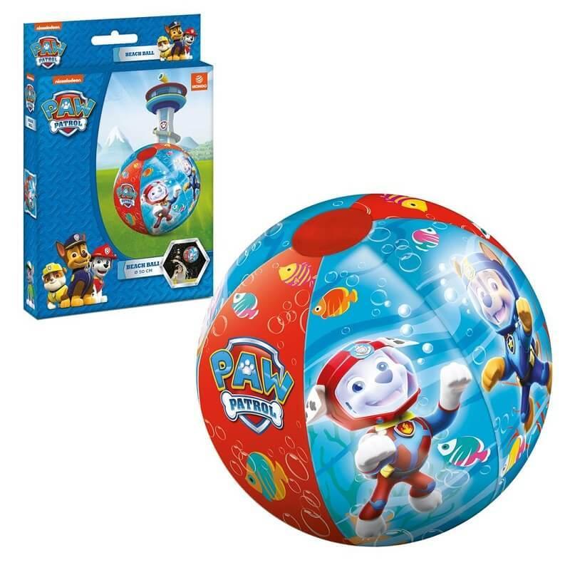 Ballon pat patrouille gonflable enfant 50 cm
