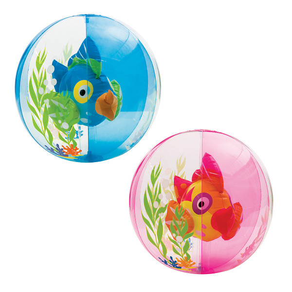 Ballon poisson intex gonflable