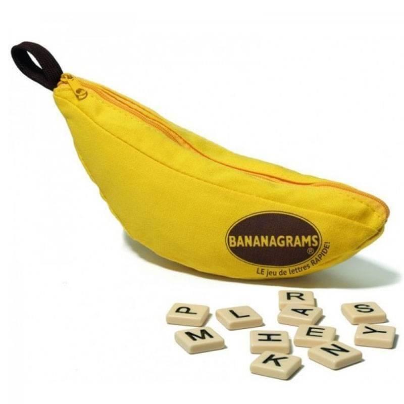 Bananagrams le jeu de lettres