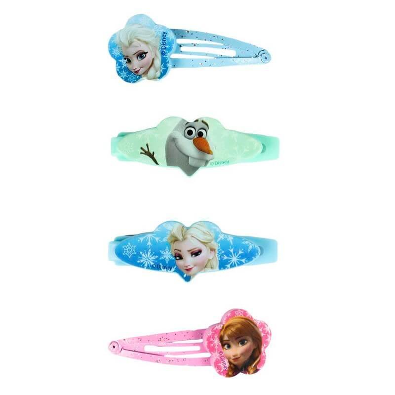 Barrettes la reine des neiges kit coiffure la reine des neiges 9 pieces