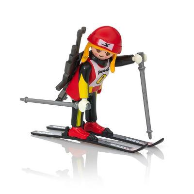 Biathlete playmobil family fun