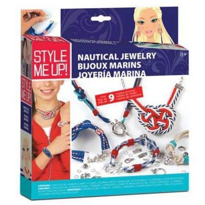 Création de bijoux marins - Style Make Up