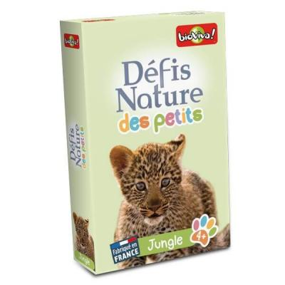 Défis Nature des petits Bioviva version Jungle