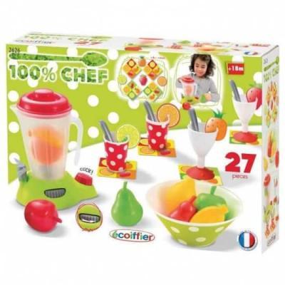 Blender enfant ecoiffier jouet fabrique en france dinette enfant 1