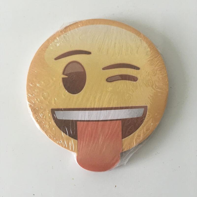 Bloc notes emoji