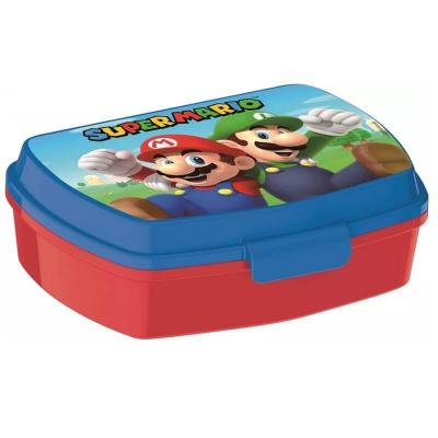 Boite à goûter Super Mario