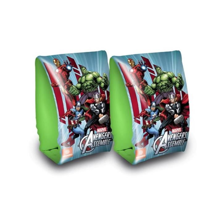 Brassards avengers marvel natation