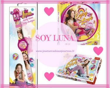 Soy Luna - les idées cadeaux