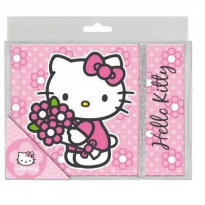 Carnet Hello Kitty grand format