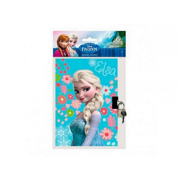 Carnet secret la reine des neiges