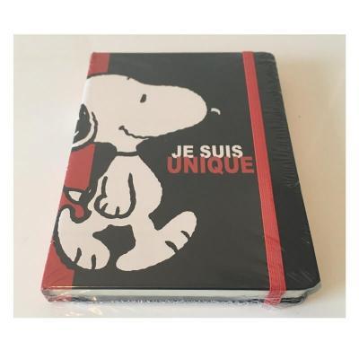 Carnet Snoopy Je suis unique