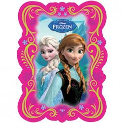 Cartes anniversaire la reine des neiges