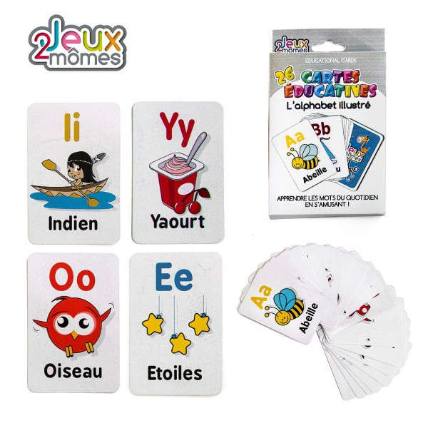 Cartes educatives