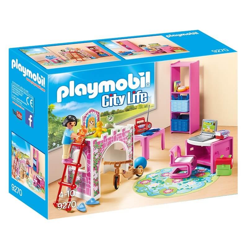 Chambre d enfant playmobil city life