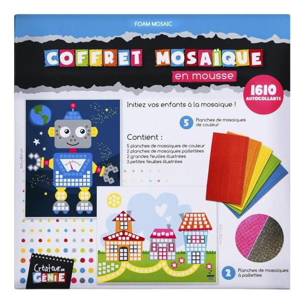 Coffret creatif mosaique pour enfant 2