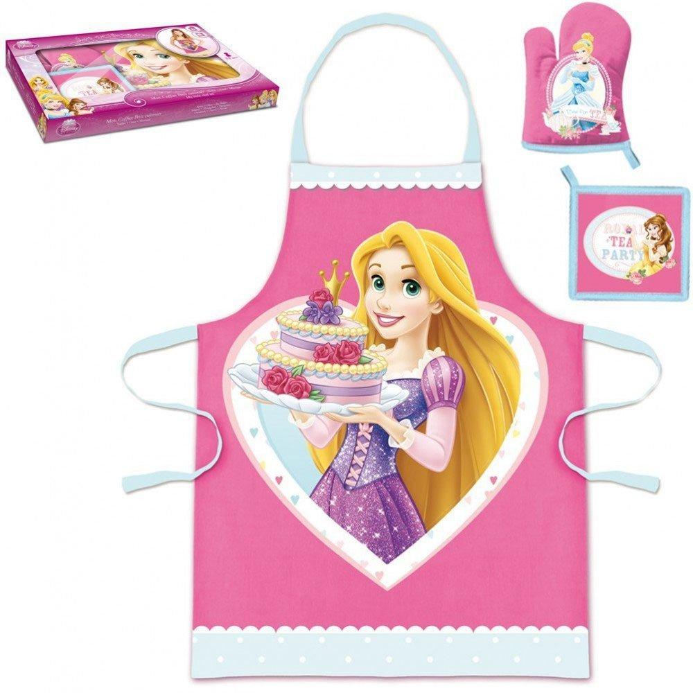 disney princess le coffret mon coffret petit cuisinier. Black Bedroom Furniture Sets. Home Design Ideas