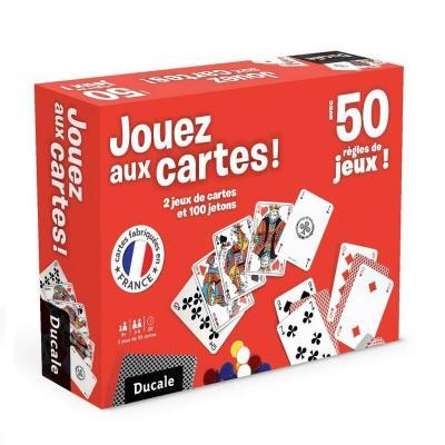 Pack Jouez aux cartes Ducale France cartes