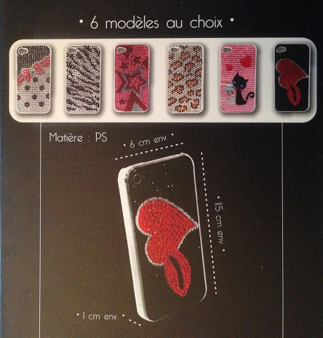 Coques iphone 4s