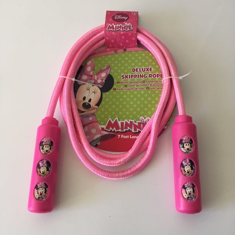 Corde a sauter minnie disney