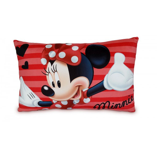 Coussin rectangulaire minnie