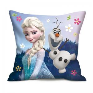 Coussin la reine des neiges