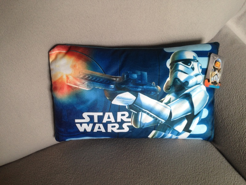 Coussin star wars canape