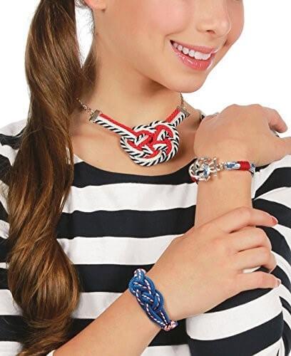 Creation bijoux de style marin pour enfant a partir de 8 ans 628845006225