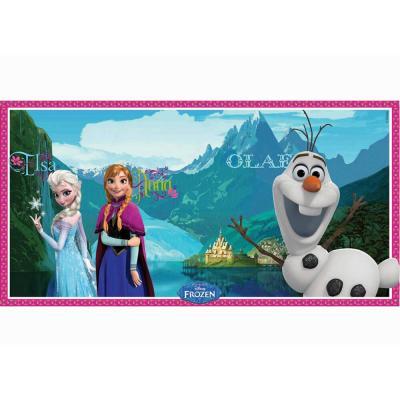 Décoration murale La reine des neiges Disney