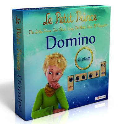 Jeu Domino en bois Le petit prince