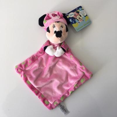 Doudou Minnie Disney qui brille dans le noir