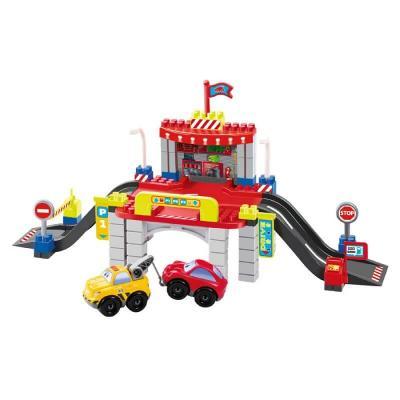Ecoiffier abrick city 1 a150019 jouet fabrique en france 1