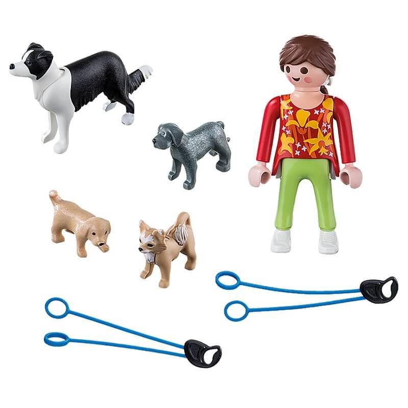 Eleveuse de chiens playmobil special plus