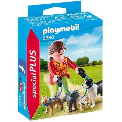 Éleveuse de chiens Playmobil