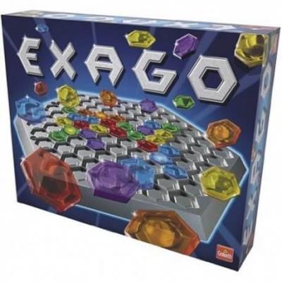 Exago - Le jeu de société de Goliath