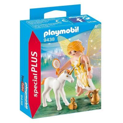 Fée et bébé licorne Playmobil