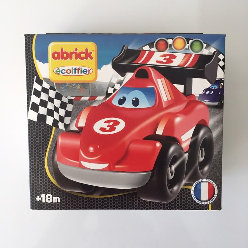 Formule 1 rouge abrick ecoiffier
