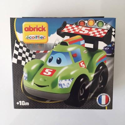 Formule 1 version verte Abrick Ecoiffier