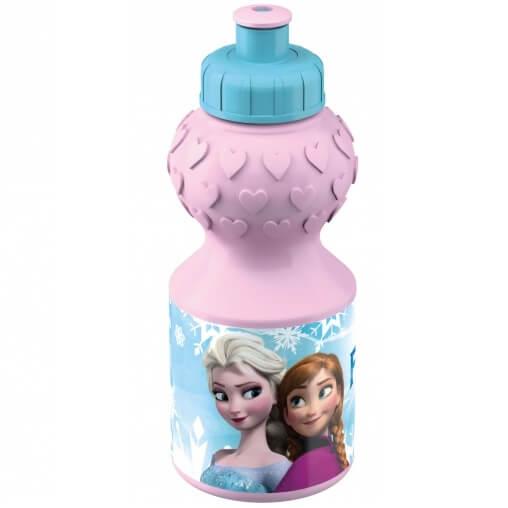 Gourde la reine des neiges disney en plastique