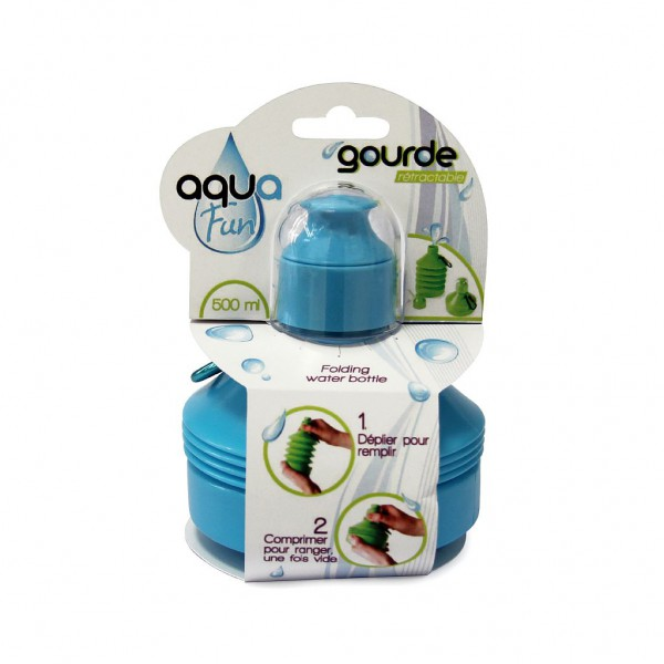 Gourde retractable 2