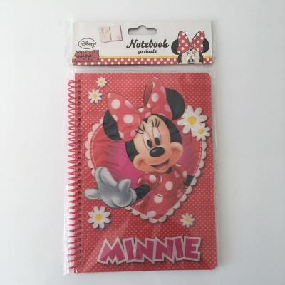 Grand carnet Minnie Disney